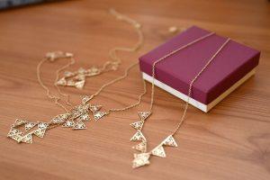 Conseil d'entretien de vos bijoux