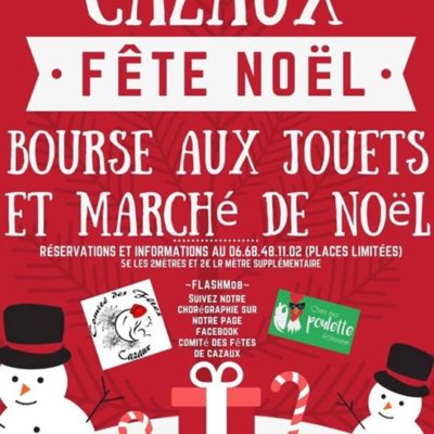 Marché de Noël Cazaux La Teste