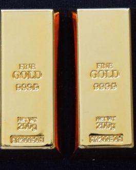 Doré à l'or fin ou plaqué or