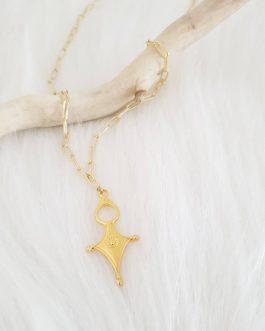 Collier croix Tuareg