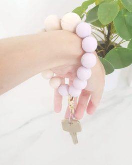 Bracelet porte clés