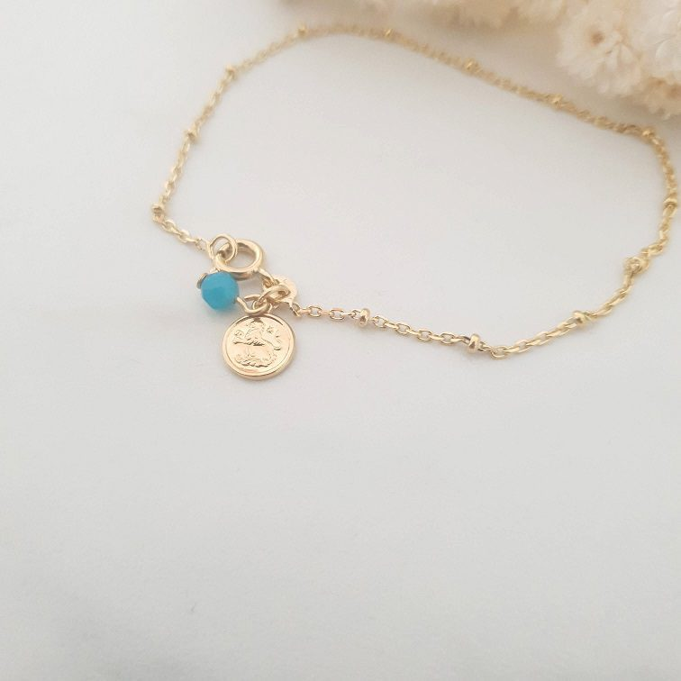 Bracelet astro Lion